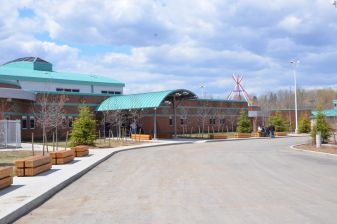 Mamawe Awasis School, Red Earth Cree Nation