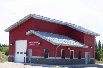 Ahtahkakoop Fire Hall, Ahtahkakoop Cree Nation
