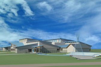 Kopahawakenum School, Flying Dust First Nation